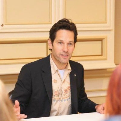 Sitting Down with Paul Rudd