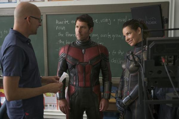 Sitting Down with Ant-Man and the Wasp Director Peyton Reed