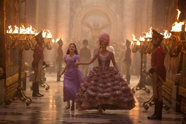 THE NUTCRACKER AND THE FOUR REALMS - Coloring Pages and Activity Sheets