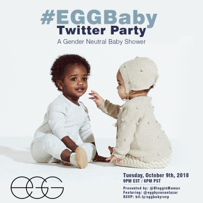You're Invited to the #EGGBaby Twitter Party