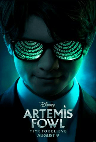 Disney's ARTEMIS FOWL - Teaser Trailer & Poster Now Available