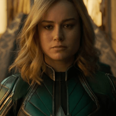 CAPTAIN MARVEL – Tickets Now On Sale + A New Spot Is Available
