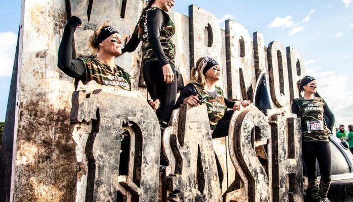 Warrior Dash – Do Something Different with your Weekend