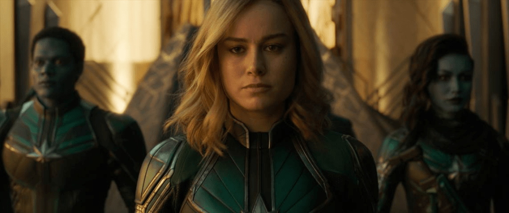 CAPTAIN MARVEL - Tickets Now On Sale + A New Spot Is Available