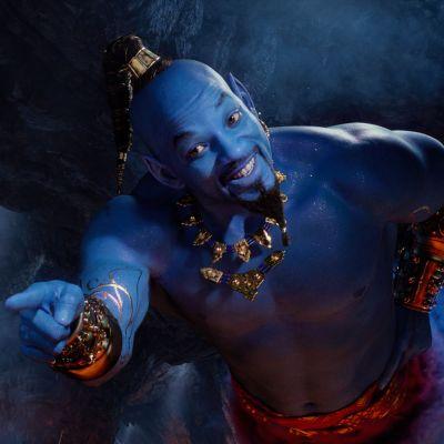 New Aladdin Trailer
