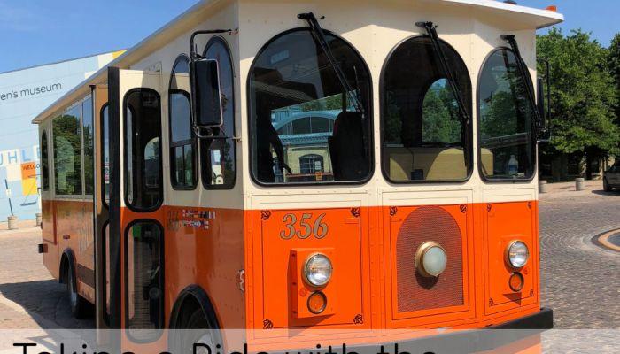 Taking a Ride with Winnipeg Trolley Company