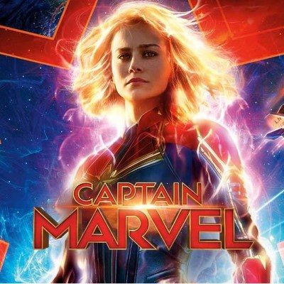 Captain Marvel Strength Gives her Power