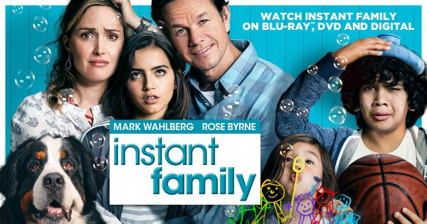 Instant Family Giveaway
