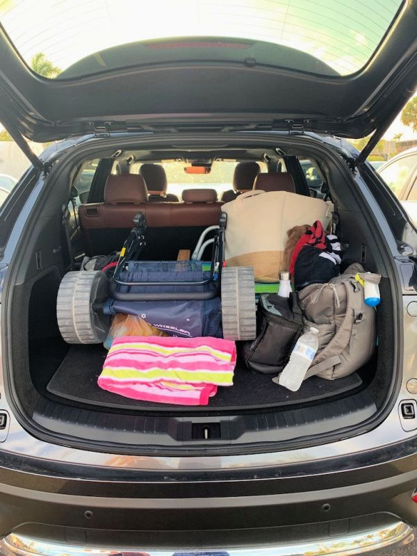 Midsize SUV with the Most Cargo Space