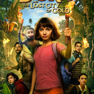 Dora And The Lost City of Gold Giveaway