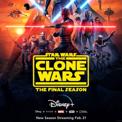 Star Wars: The Clone Wars Returns with New Episodes Only on Disney+ Premiering February 21