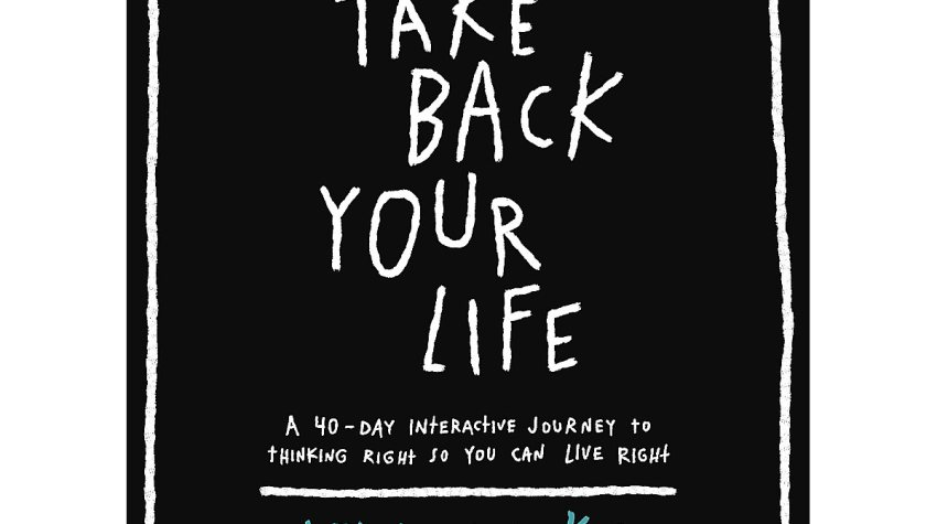 Take Back Your Life Devotional