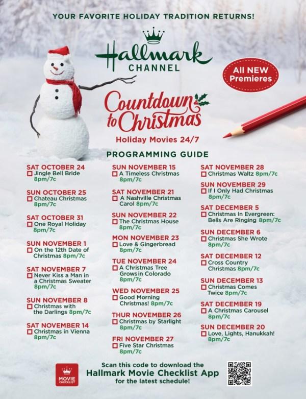 """Hallmark Channel Original Premiere of """"Jingle Bell Bride"""""""