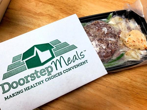 Doorstep Meals Make Healthy Choices Convenient