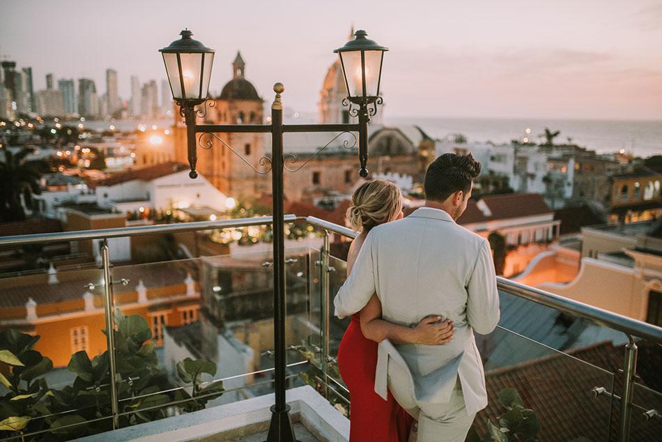 cartagena, colombia weddings