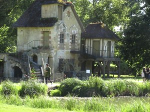 A cottage in the Queen's Hamlet at Versailles in France. Photo by Donna L. Long, 2014. All rights reserved.
