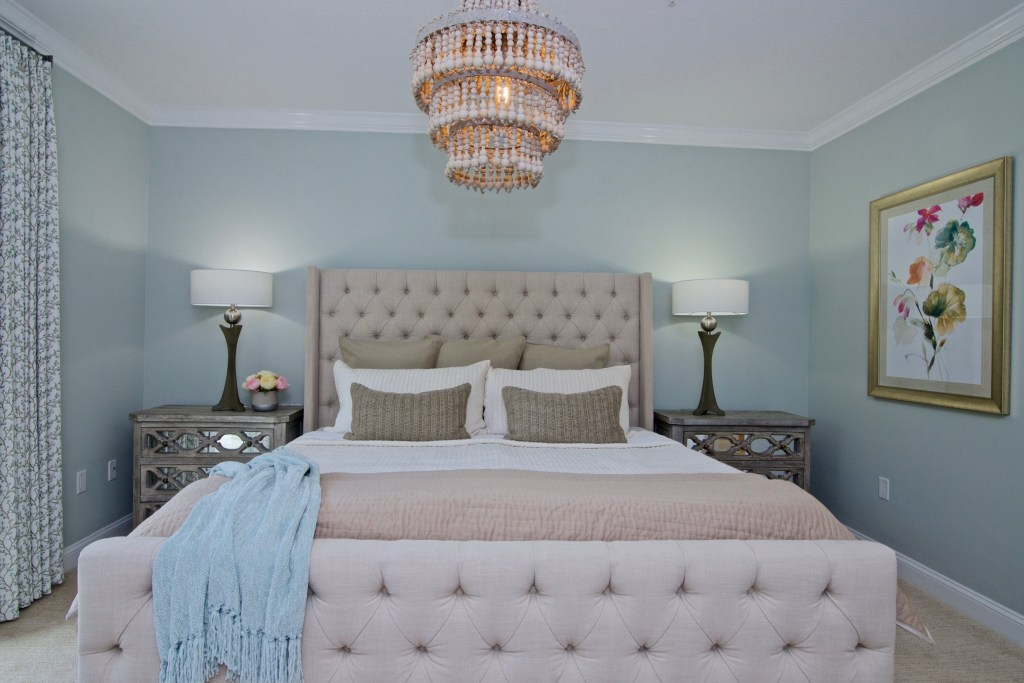 Rest and Rejuvenate with a Good Night's Sleep, Laurent Bed