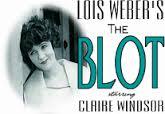 lois weber the blot