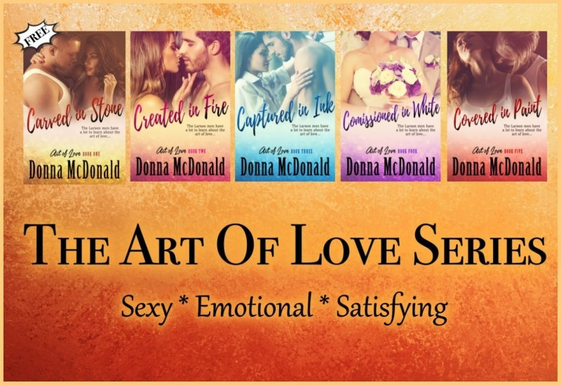 New Look For Art Of Love Series