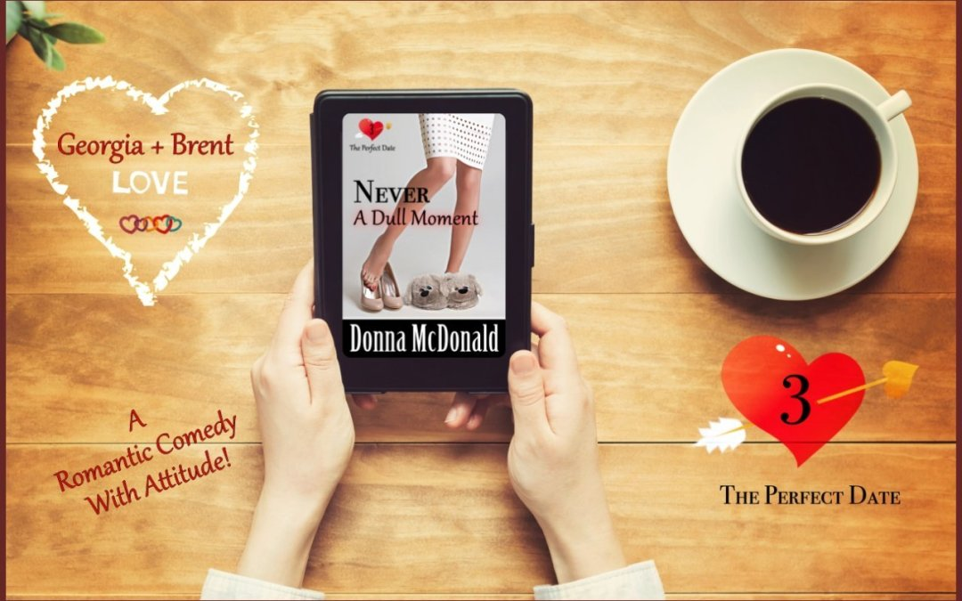 New Release – Never A Dull Moment TPD #3