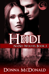 brandi, nano wolves, werewolves, science fiction, paranormal, genetic engineering