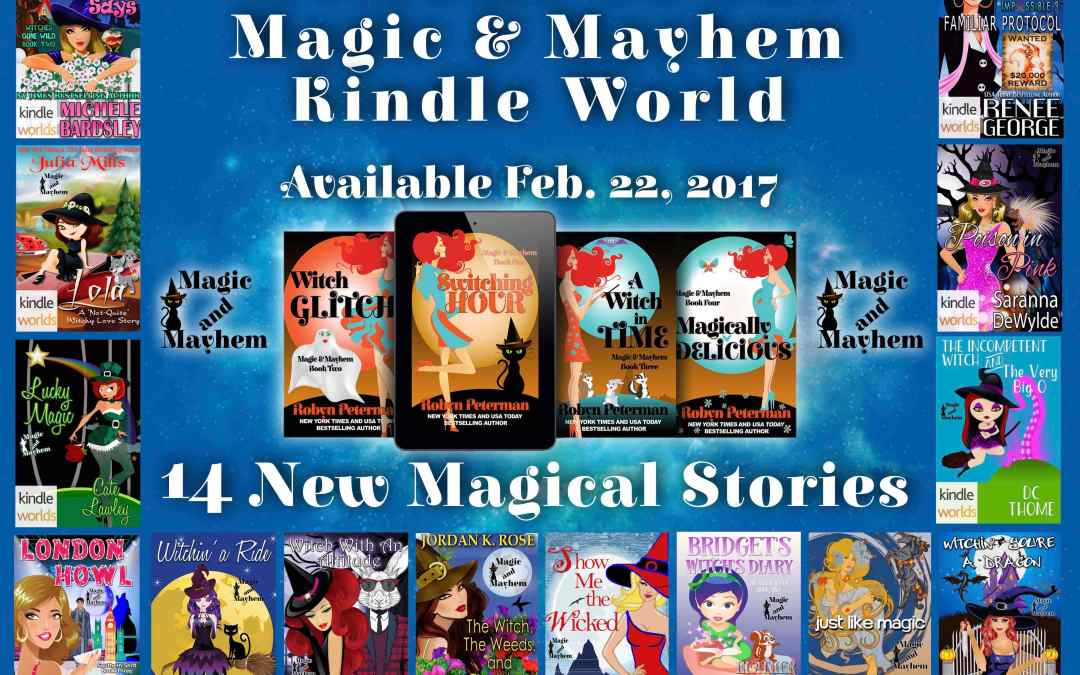 New Release – More Magic & Mayhem
