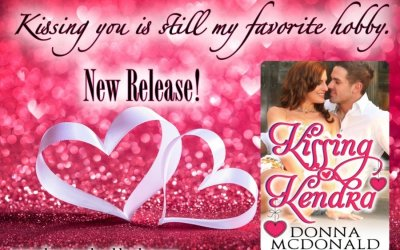 New Romance Release – Kissing Kendra