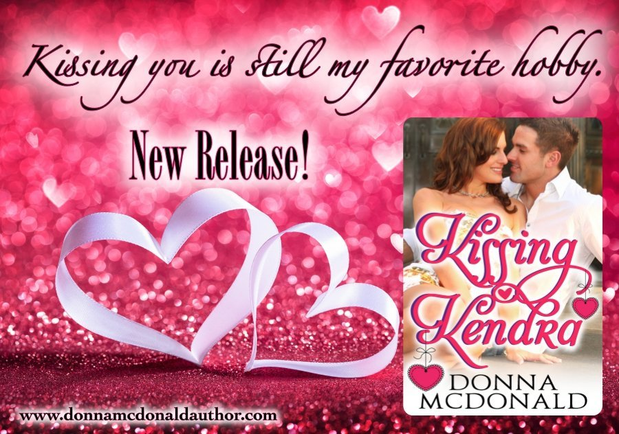 New Romance Release – Kissing Kendra
