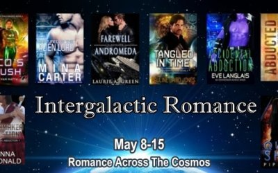 Get 12 FREE Science Fiction Romances