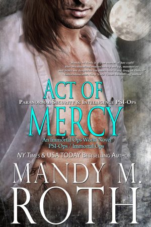 Interview with Mandy M. Roth