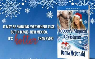 Now Available! Topper's Magical Christmas