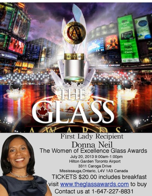 GLASS Awards Flyer wDonna