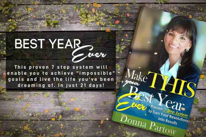 Best Year Ever by Donna Partow