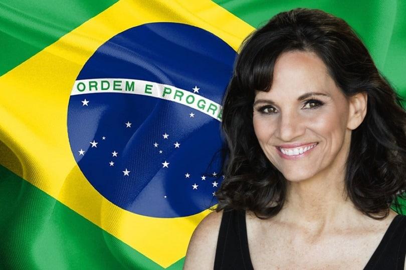 Donna Partow in Brazil