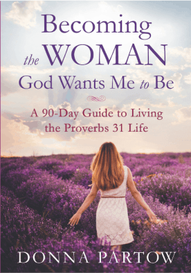 Becoming the Woman God Wants Me To Be Book Cover