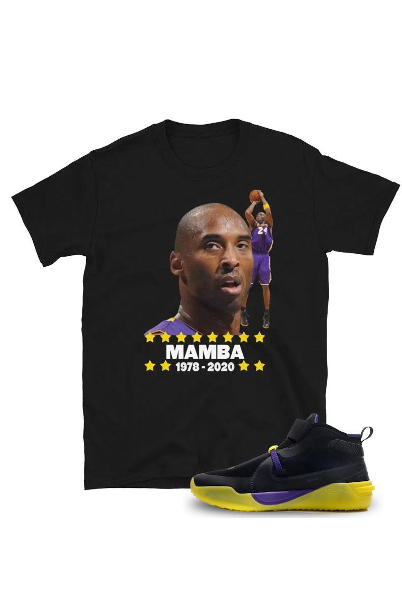 Kobe Bryant In Loving Memory t-shirt