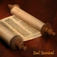 Ancient scrolls torah