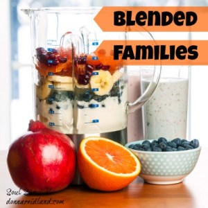 Blended Families + LINKUP - I'll be talking about the common issues and challenges, offering some solutions, and providing resources to help. If you're not a blended family, I'm sure you know someone who is. The first post will start in the next linkup.