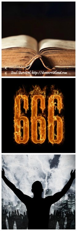 666 & Getting Away with Murder - During the Tribulation the final Antichrist will rise to power. All those who want to buy and sell will be required wear his name or his number 666 on their right hand or foreheads and all who dwell on earth will be deceived into worshiping him, except those whose names are written in the Book of Life of the Lamb.