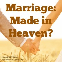 Marriage Made in Heaven?