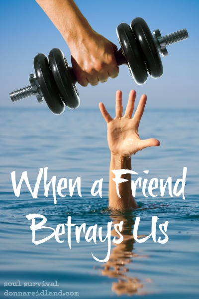 When a Friend Betrays Us - Have you been betrayed by a close friend? Most of us have. It hurts when a friend gossips or fails to be there when we need them. What can we learn from David about how to respond? And why does what comes naturally only deepen our pain?