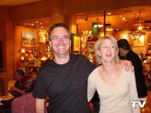 Eggbilly (David Carter) and Jan