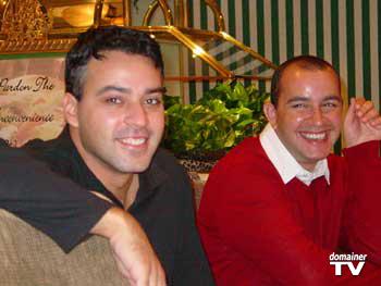 Mike F and Sahar