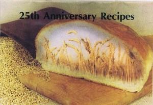 25th Anniversary Recipes