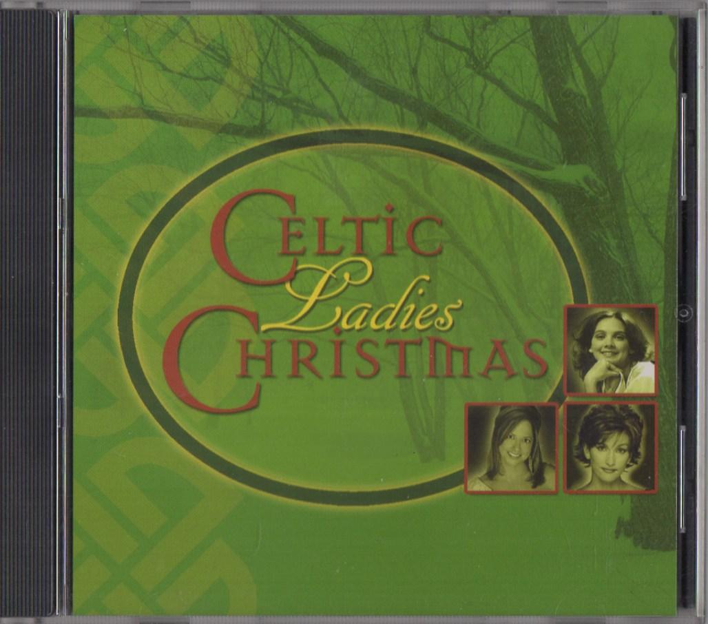 CELTIC LADIES CHRISTMAS - Silent Night, Patapan,The First Noel, CD