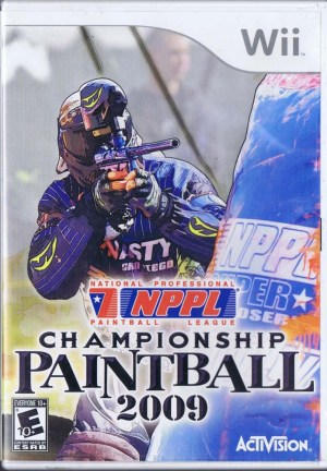 Championship Paintball 2009