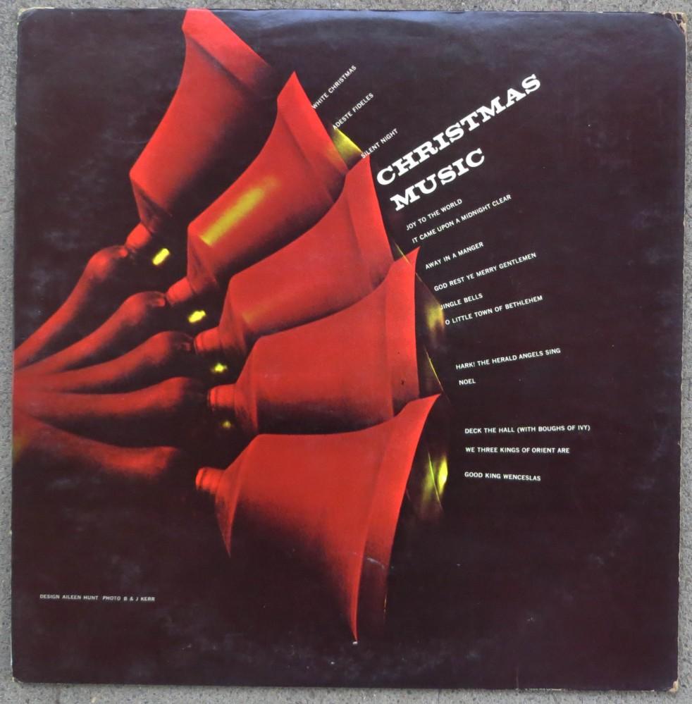 CHRISTMAS MUSIC - Sid Marlow, Organ & Chimes