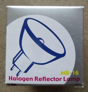 Halogen Reflector Lamp FXL MR-16