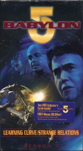 Learning Curve / Strange Relations from Babylon 5