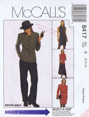 McCall's 8417